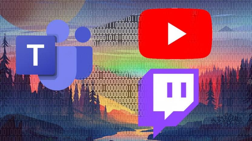 Streaming-Plattformen könnten Microsoft Teams eine wichtige Komponente geben.