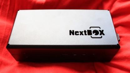 Nextbox von Nitrokey im Test: Die eigene Cloud im Wohnzimmer