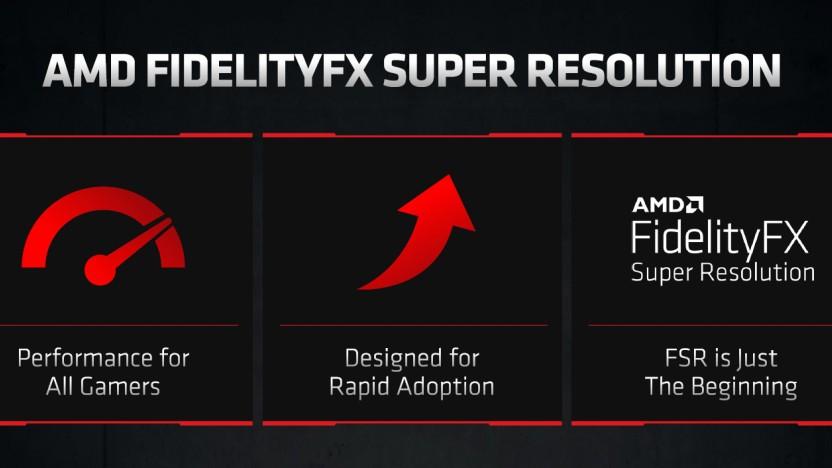 Überblick zu FidelityFX Super Resolution