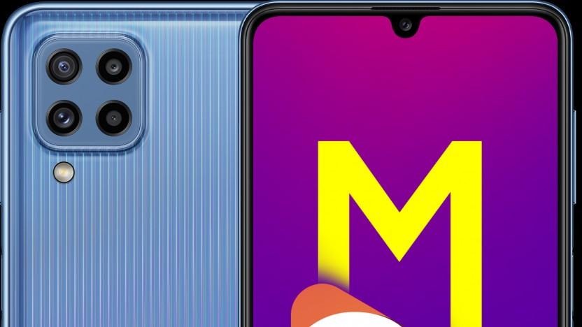 Das Galaxy M32 von Samsung