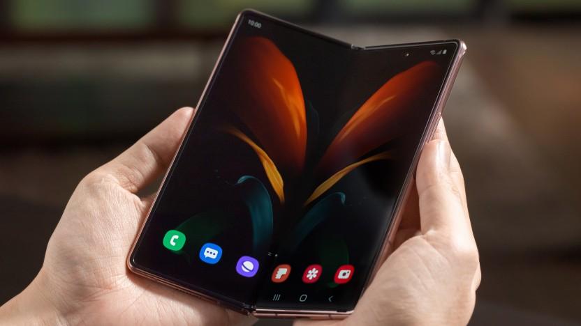 Das Galaxy Z Fold 2 von Samsung soll einen Nachfolger bekommen.
