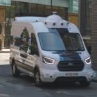 Zusammenarbeit mit Ford: Hermes erprobt Zustellung mit autonomen Lieferfahrzeug