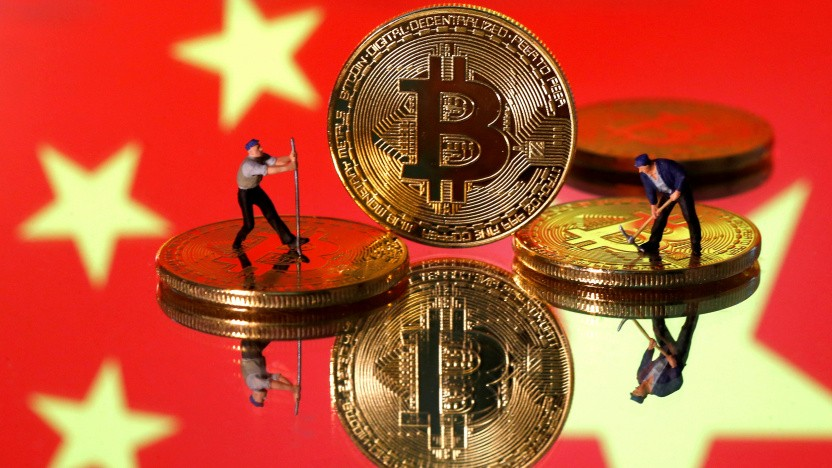 Für Bitcoin und andere Kryptowährungen wird es immer schwerer in China.