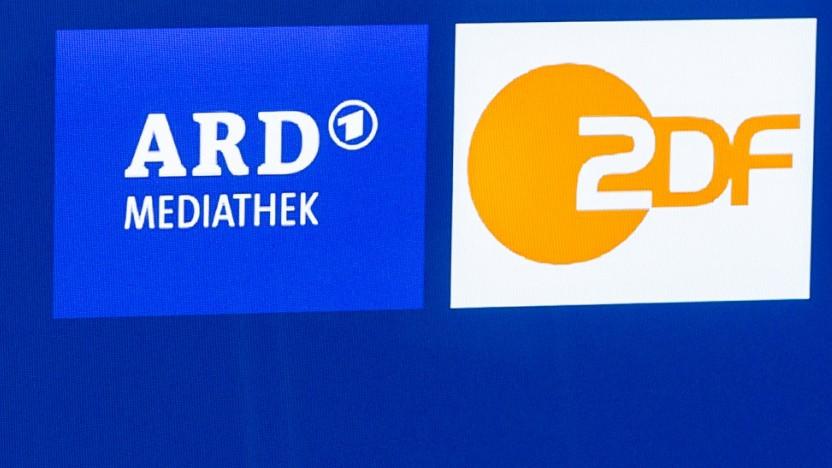 Mediatheken von ARD und ZDF sollen verknüpft werden.