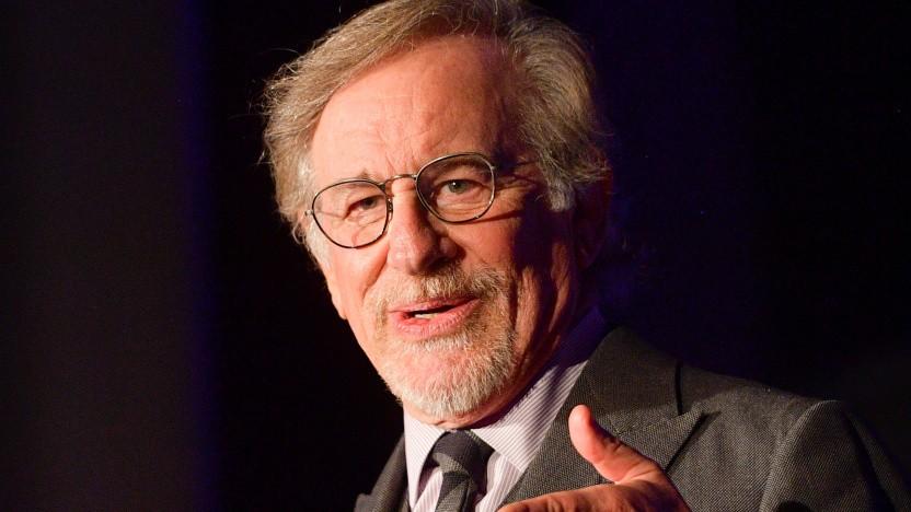 Steven Spielberg und Netflix arbeiten zusammen.