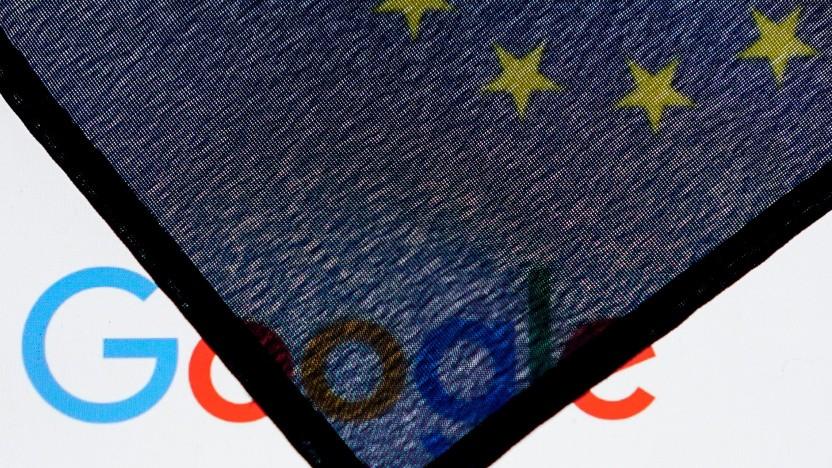 EU-Kommission untersucht Google.