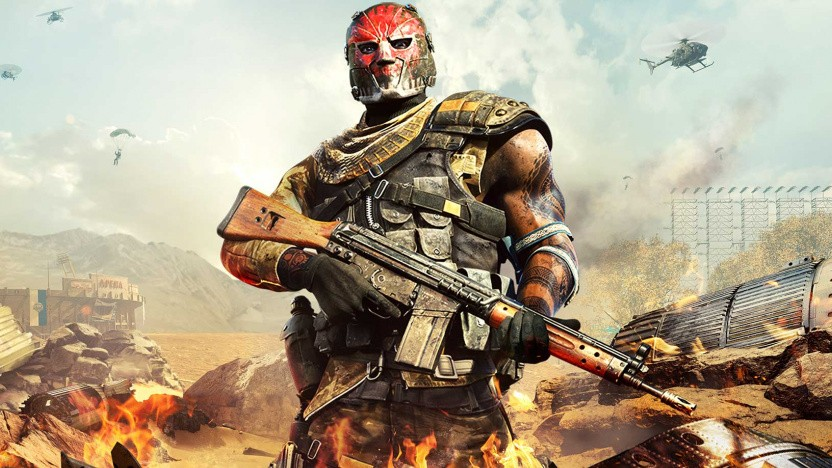 Artwork von Call of Duty Black Ops Cold War Season 4