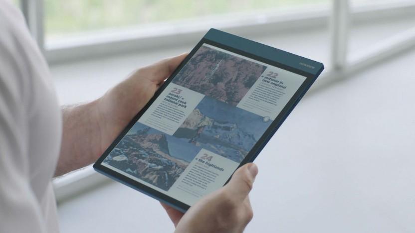 Tablet Reinkstone R1 mit farbigem E-Paper-Display