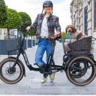 E-Bike: Falt-Lastenfahrrad mit E-Motor kostet 3.000 Euro