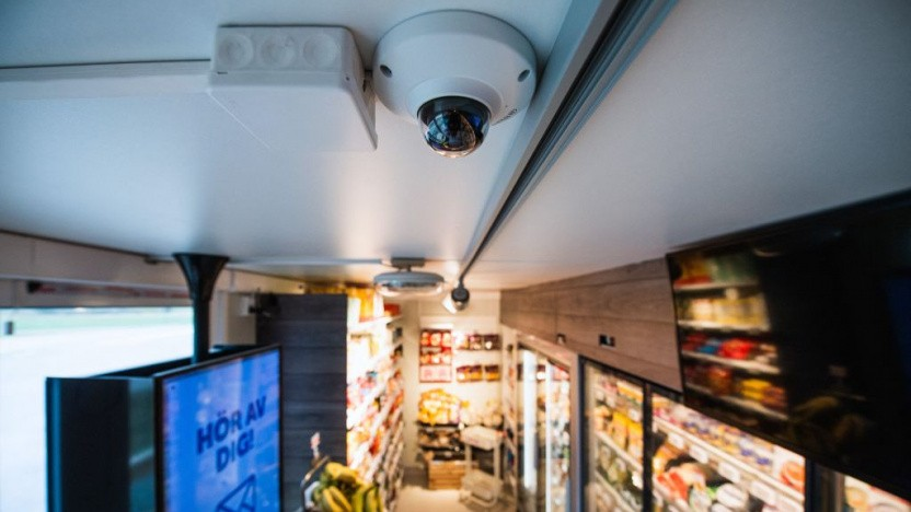 Die Überwachung von Supermärkten und deren Angestellten wird globalisiert.