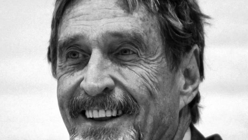 John McAfee (1945-2021)