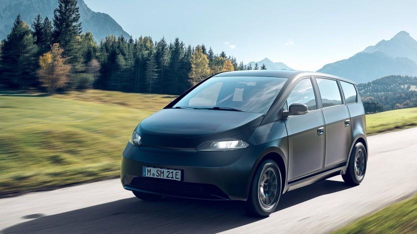 Solarauto Sion: Rund 13.000 Fahrzeuge sind schon reserviert.