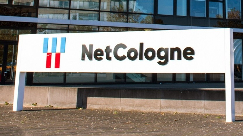 Der Sitz des kommunalen Unternehmens Netcologne