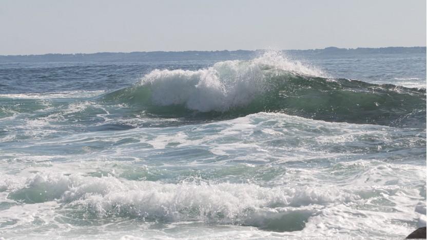 Aus dem Meer lässt sich Lithium gewinnen.