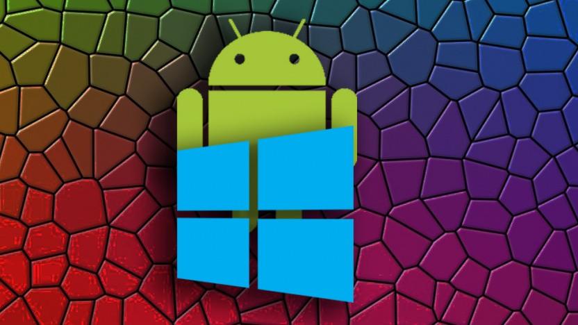 Android-Apps laufen auf Windows 11.