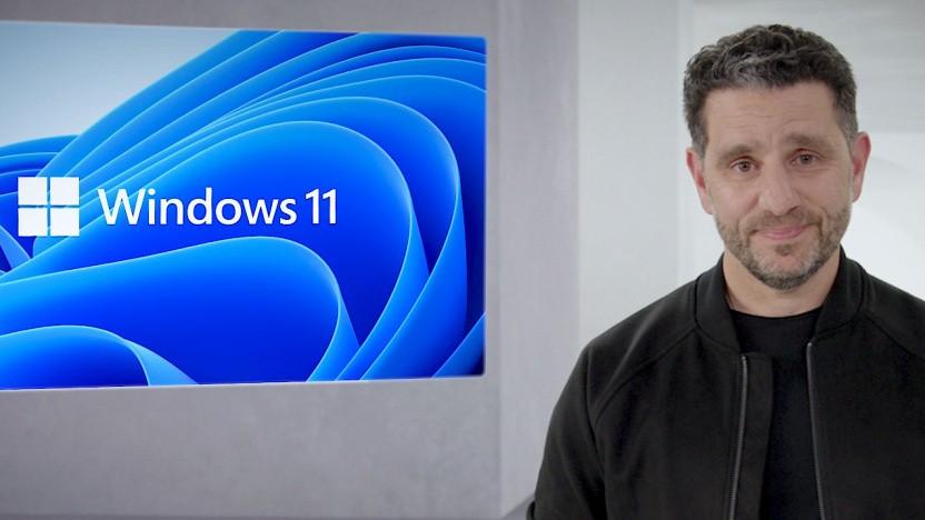 Panos Panay bezeichnet die Windows-Entwicklercommunity als Helden.