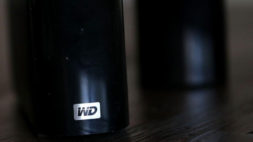 Auf Laufwerken von Western Digital droht eine Datenlöschung.