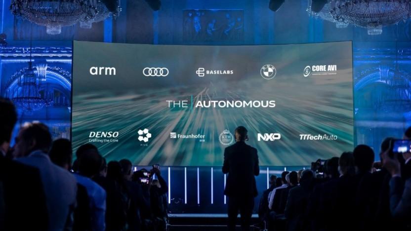 Religiöse Veranstaltung? Nein - The Autonomous