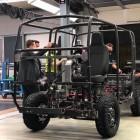 Xbus: Winziger Elektrobus funktioniert nach dem Lego-Prinzip