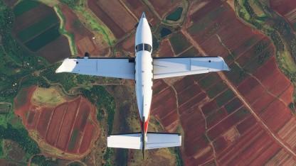 World Update: Deutschland wird schöner im Flight Simulator