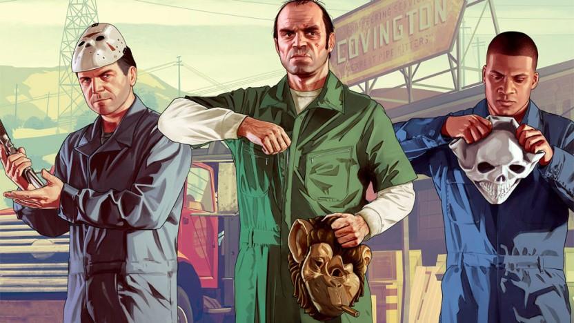 Crackonosh versteckt sich unter anderem in illegalen Kopien von GTA 5.