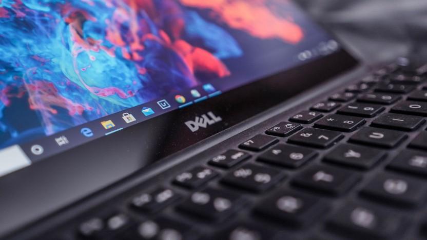 Ob dieses Dell-Notebook ebenfalls betroffen ist?