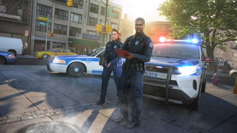 Artwork von Police Simulator - Patrol Officers