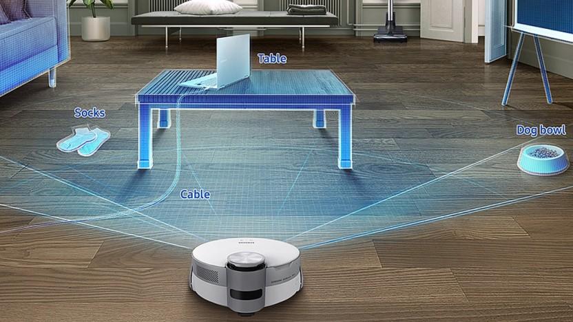 Samsung Jet Bot AI+