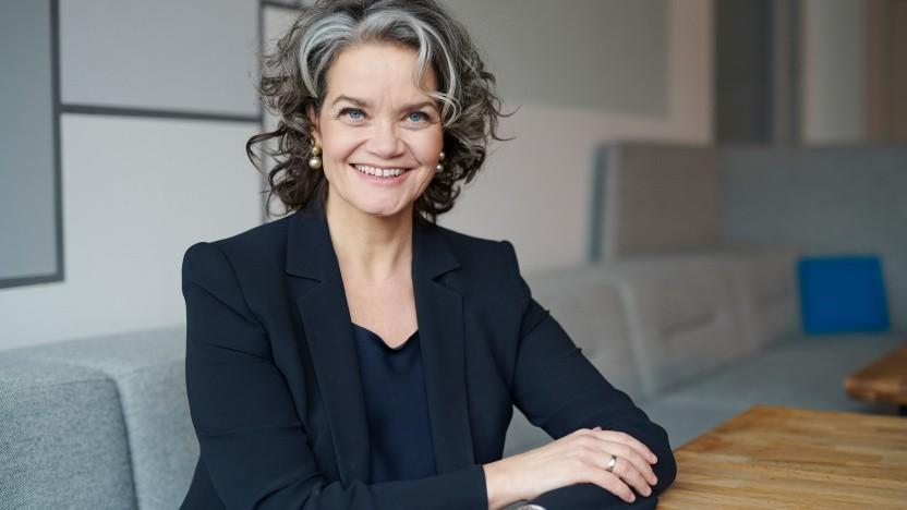 Telekom-Vorständin Claudia Nemat