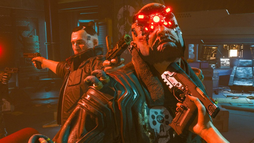 Artwork von Cyberpunk 2077
