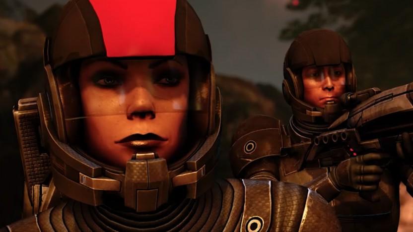 Mass Effect bietet eine zu komplexe Story, als dass sie in 120 Minuten passt.