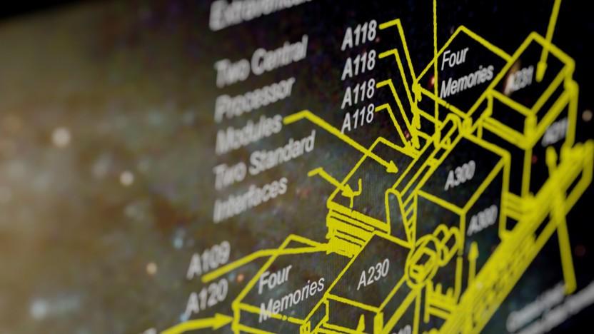 Die Steuerelektronik von Hubble besteht aus vielen redundanten Bauteilen.