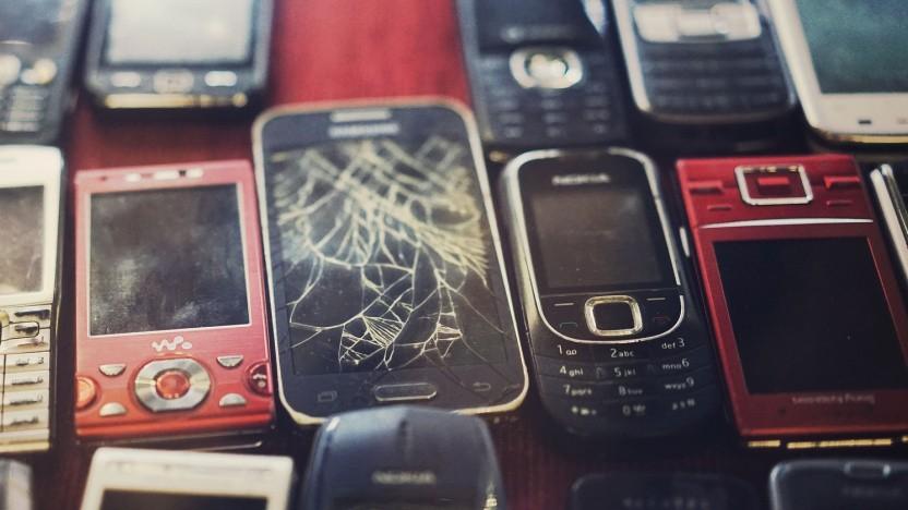 Thüringen fördert Reparaturen von Smartphones.