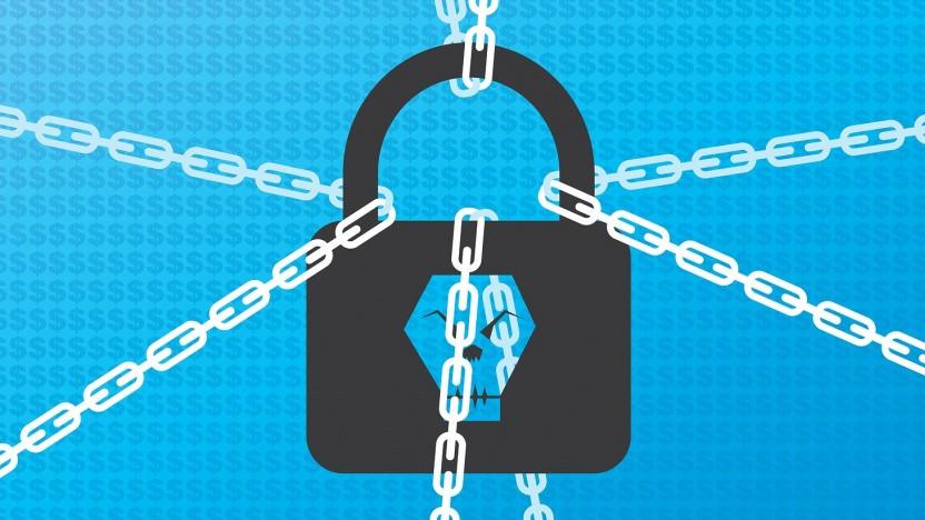 Auch Behörden sind immer wieder von Ransomware-Angriffen betroffen.