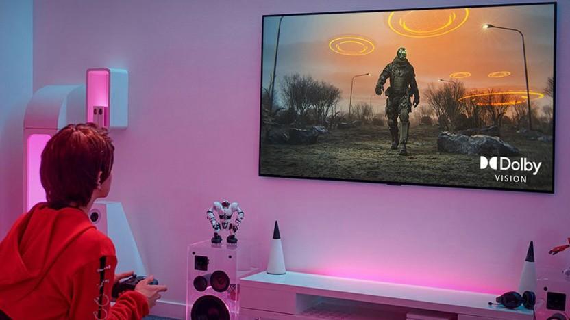 LG bietet die ersten Fernseher an, die Gaming mit Dolby Vision HDR bei 4K und 120 Hertz unterstützen.