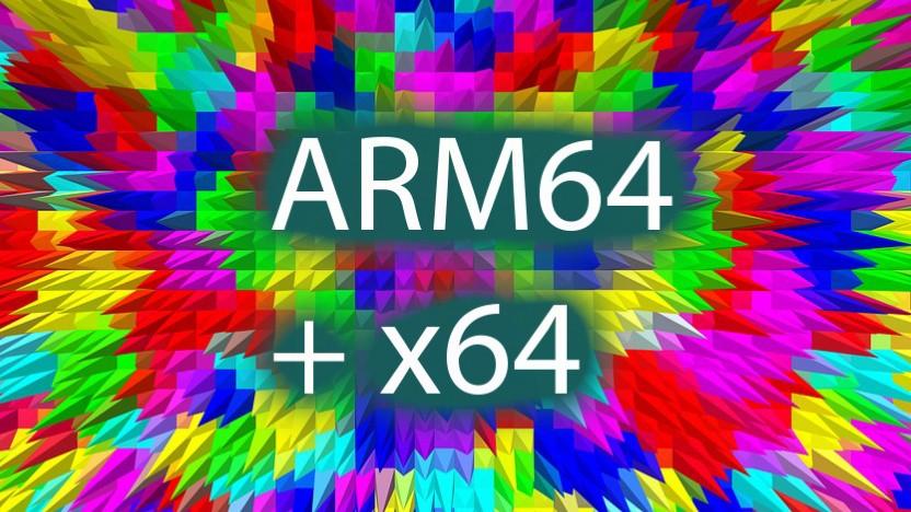 Apps können auf Windows 11 ARM und x64 parallel verwenden.