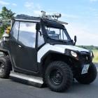 Vermessung: In NRW sorgt ein Laser-Buggy für gute Radwege