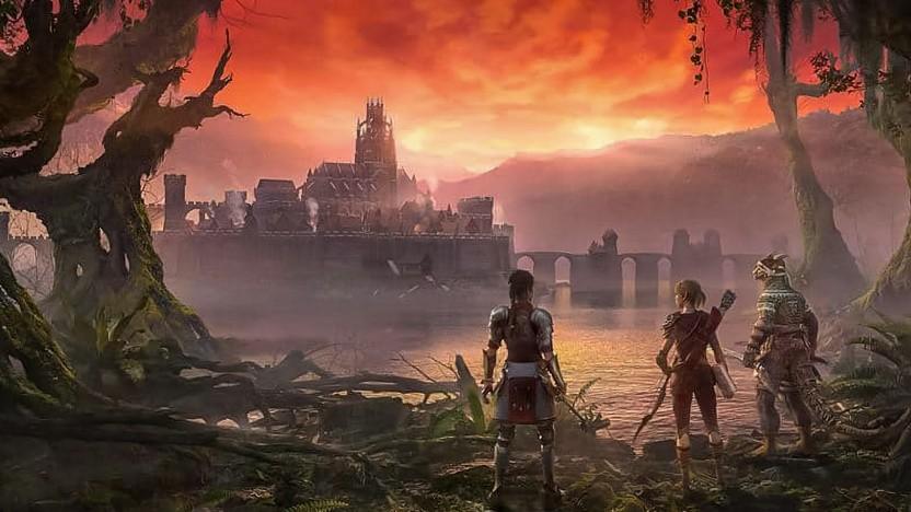 Artwork von The Elder Scrolls Online