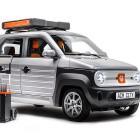 Elektromobilität: ACM zeigt Prototyp des elektrischen Kleinwagens City One