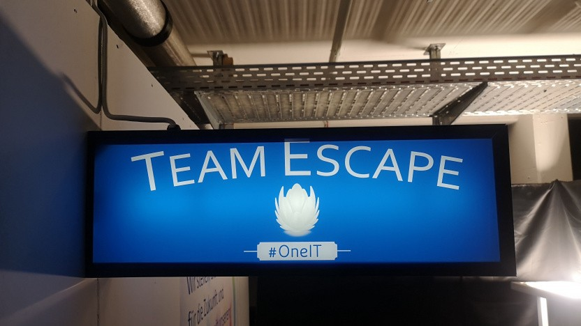 Escape Room der Vodafone/Unitymedia-ITler