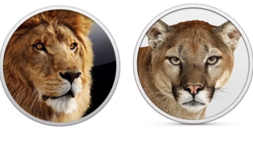 Früher benannte Apple seine Betriebssysteme noch nach Katzen.