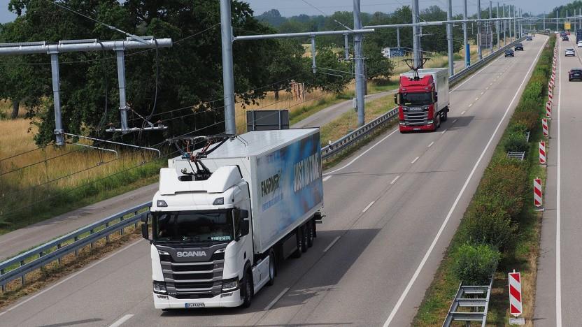 """E-Highway auf der B 462 in Baden-Württemberg: """"Klimafreundliche Lösungen für die Straße"""""""