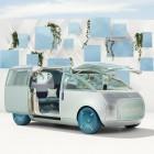 Zukunft des Autos: BMW zeigt Prototyp des Mini Urbanaut