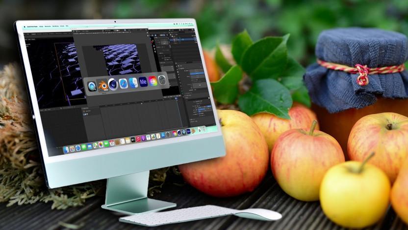 Computer ja, IT nein - der iMac M1