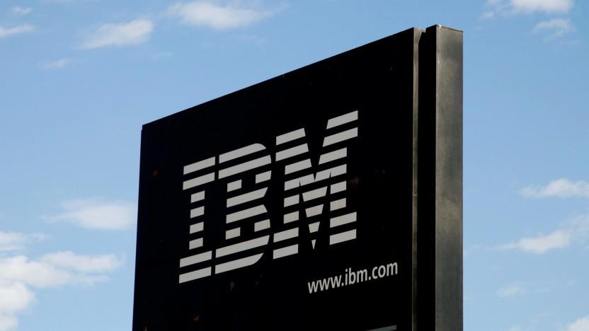 IBM hat Probleme mit seinen E-Mails.