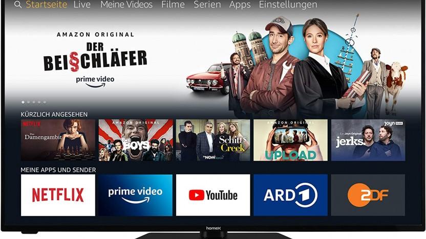 Fernseher zu Spitzenpreisen bei Amazon