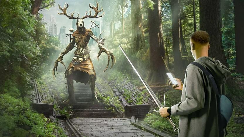 Artwork von The Witcher Monster Slayer
