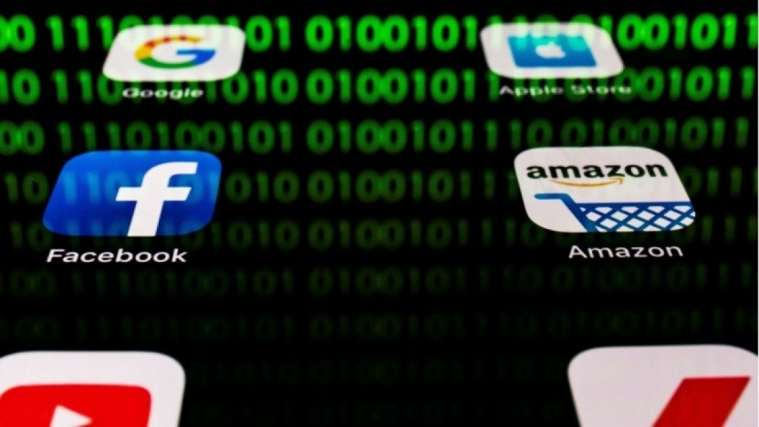 Google, Amazon und Facebook sollen Steuern zahlen.