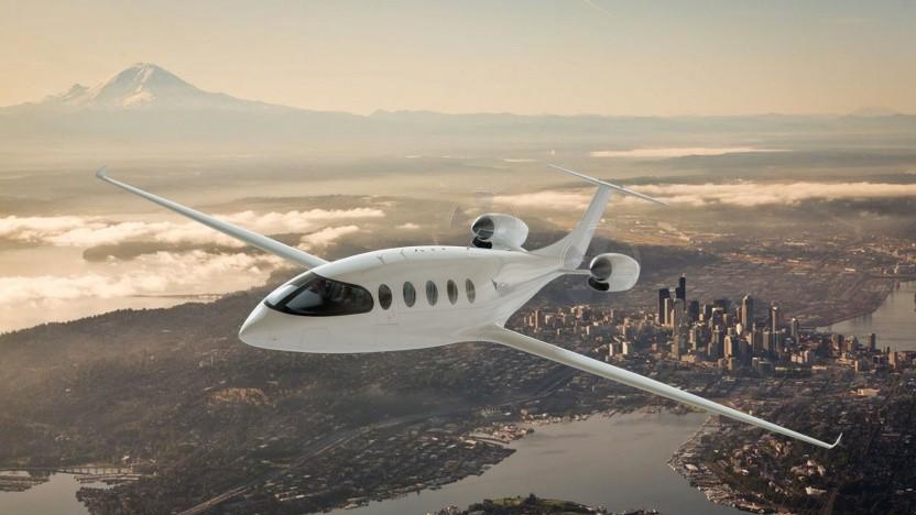 Elektroflugzeug Alice: Zertifizierung bis 2024