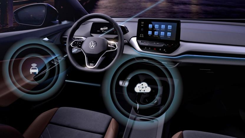 Updates auf dem Parkplatz - jetzt auch bei VW möglich